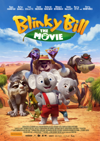 Blinky Bill the Movie (2015)