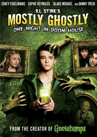 Mostly Ghostly 3: One Night in Doom House (2016)