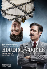 Houdini and Doyle Season 1 (2016)
