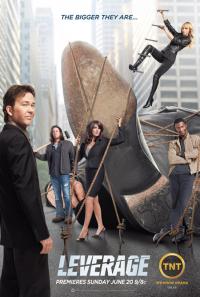 Leverage Season 2 (2009)