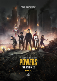 Powers Season 2 (2016)