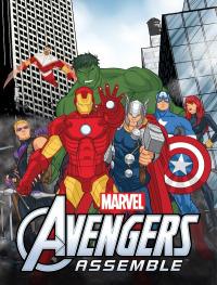 Avengers Assemble Season 1 (2013)