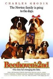 Beethoven&#39s 2nd (1993)