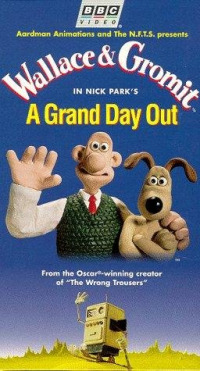 Wallace and Gromit: A Grand Day Out (1989)