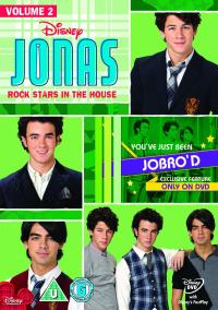 Jonas Season 2 (2010)