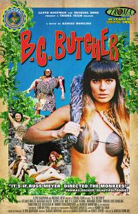B.C. Butcher (2016)