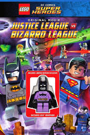Lego Dc Justice League Vs Bizarro League (2015)