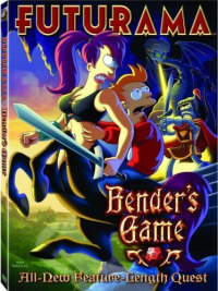 Futurama: Bender&#39s Game (2008)