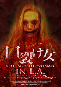 Slit Mouth Woman in LA (2014)
