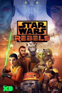 Star Wars: Rebels Season 4 (2017)