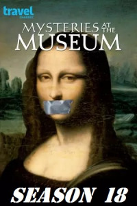 Mysteries at the Museum Season 18 (2017)